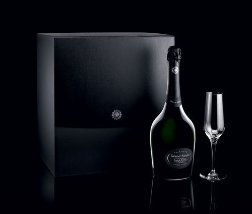 Laurent Perrier Grand Siecle Baccarat Edition - Laurent Perrier Grand Siècle Baccarat Edition