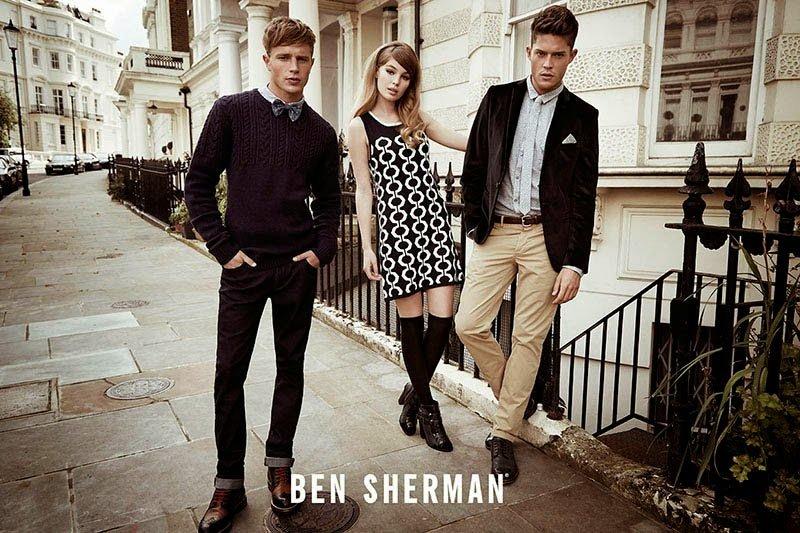 ben sherman shop store - Ben Sherman Shop Berlin & Köln eröffnet