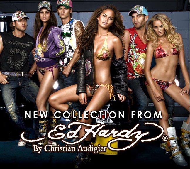 ed hardy store shop - Ed Hardy, Smet, Crystal Rock, Paco Chicano etc. - Das Christian Audigier Label-Imperium