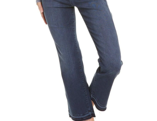 fidelity jeans denim Blue Hayden Ballistic Crop Flare Leg Jean 520x400 - Fidelity Jeans - Die mit den Goldnieten