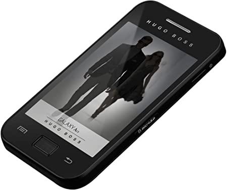 hugo boss handy telefon smartphone - Hugo Boss Handy - Schwarze Eleganz und zeitloses Design