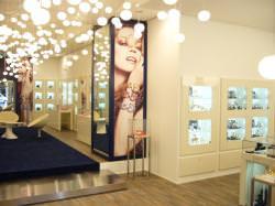 moratello store - Morellato Flagship-Store Berlin für Roberto Cavalli, Miss Sixty, Pirelli Uhren & Schmuck