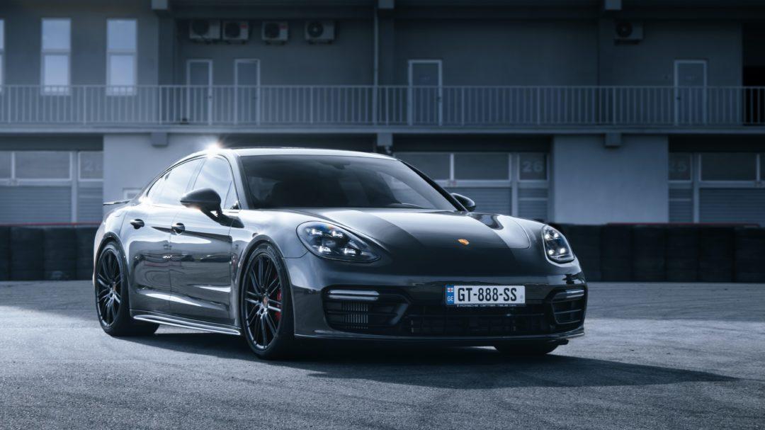 porsche panamera 1 1080x607 - Porsche Panamera vorgestellt