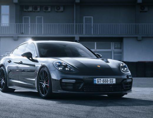 porsche panamera 1 520x400 - Porsche Panamera vorgestellt