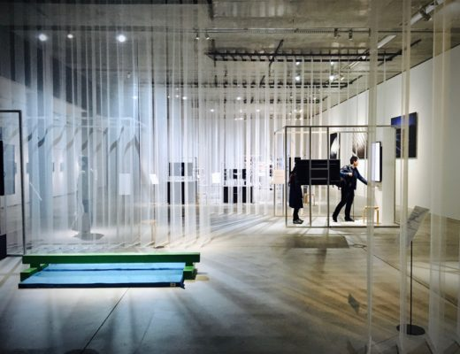 showroom 520x400 - Erster Showroom für Tapetendesign eröffnet