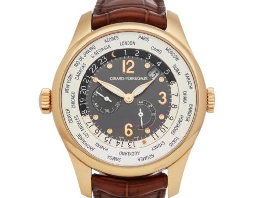 Girard Perregaux Chronograph 520x400 - Erste Girard-Perregaux Uhren der Kollektion 2009 vorgestellt