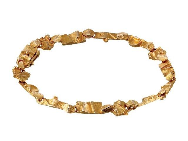Lapponia Schmuck Jewelry Tenochtitlan Armband Gelbgold - Lapponia Schmuck mit neuem Designer-Team