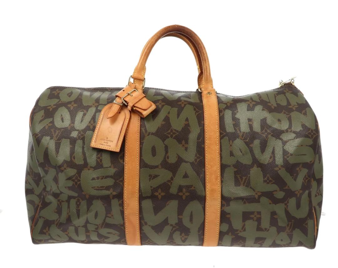 Louis Vuitton Stephen Sprouse Graffiti Holdall Tasche 1080x856 - Louis Vuitton Re-Edition der Stephen Sprouse Graffiti-Linie