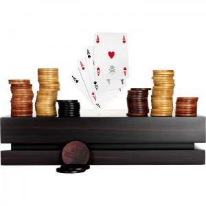 macassar poker set 300x300 - Ghisò Luxus Poker-Set aus Edelhölzern