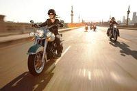 harley davidson 2009 aircooled models - Innovationen an den aktuellen Harley-Davidson Modellen