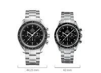 "omega speedmaster moonwatch xl - Big is beautiful: Die Speedmaster ""Moonwatch"" jetzt im XL-Format"