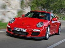 porsche gt rot - Weltpremieren: 911 GT3 und Cayenne Diesel
