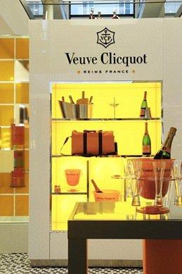 veuve clicquot oberpollinger - Veuve Clicquot Boutique München