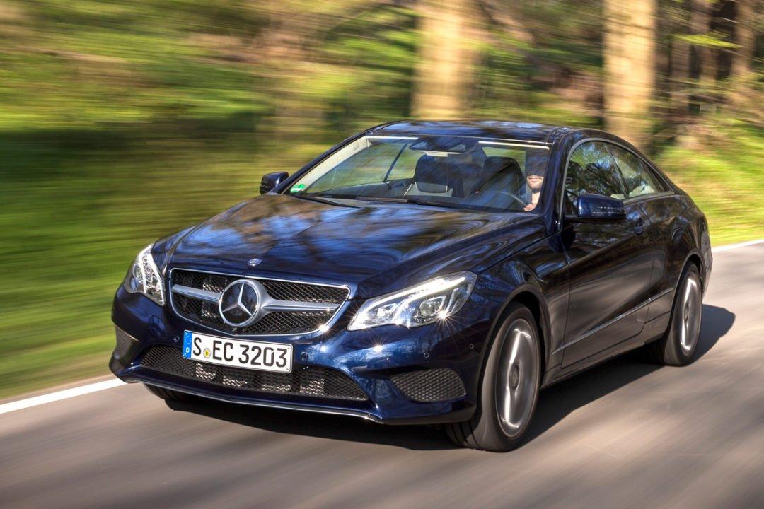 mercedes benz e klasse coupe 1080x720 - E-Klasse Coupé von Mercedes-Benz