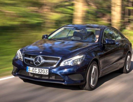 mercedes benz e klasse coupe 520x400 - E-Klasse Coupé von Mercedes-Benz