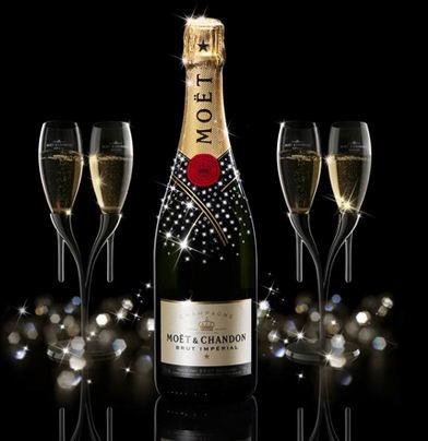 moet chandon - Moët & Chandon Champagner