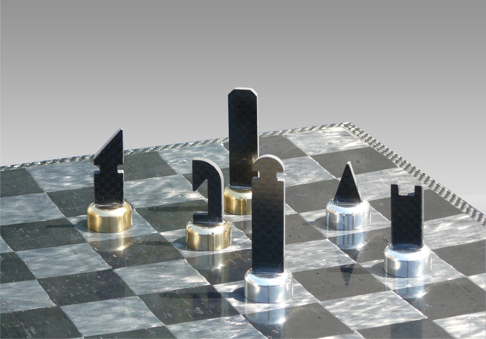 carbon-schachspiel
