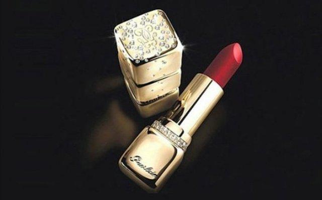 teuerster lippenstift welt Kiss Kiss Or Diamonds Guerlain - Kiss Kiss Or & Diamonds von Guerlain - Der teuerste Lippenstift der Welt