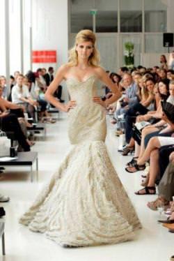 Unrath & Strano: Brautmode auf der Fashion Week Berlin