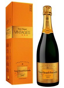 Veuve Clicquot Vintage Champagner