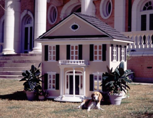 La Petite Maison Luxus Hundehuetten 520x400 - Maßgeschneiderte Luxus-Hundehütten