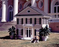 luxus hundehutten by la petite maison - Maßgeschneiderte Luxus-Hundehütten