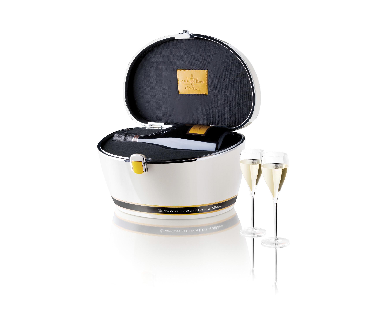 Veuve Clicquot Cruiser BAG - La Grande Dame by Riva