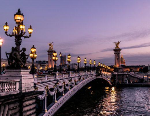 paris 520x400 - Schmausen über den Dächern von Paris - Das Dinner in the Sky