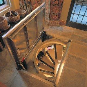 Spiral Cellar - Spiral Cellar - Auch bei wenig Platz nicht auf den Weinkeller verzichten
