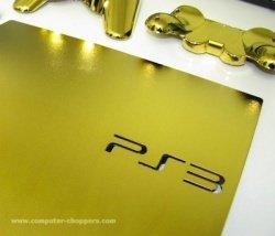 24kt gold ps3 slim - Playstation, Laptop und Co. vergoldet