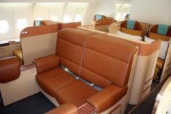 Oman Air Luxus Suiten