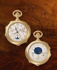 Patek Philippe Kaliber 89 Auktion - Auktion: Patek Philippe Kaliber 89 in Gelbgold wird versteigert