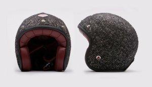 Helm Karl Lagerfeld - Exklusiver Motorradhelm von Karl Lagerfeld