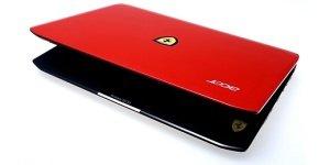 acer ferrari one - Acer Ferrari One - Das Notebook für den Ferrari-Liebhaber