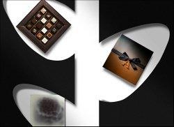 Schokolade Armani © Armani Dolci