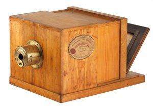 Daguerreotype Giroux - Daguerréotype Giroux - Versteigerung der ältesten Kamera der Welt in Wien