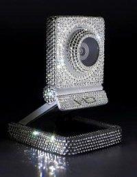Swarovski Webcam - Die Luxus-Webcam: Swarovski-Kristalle überall