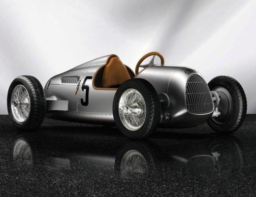 audi luxus tretauto union typ c 520x400 - Das Spielzeug der Extra-Klasse: Das Tretauto von Audi
