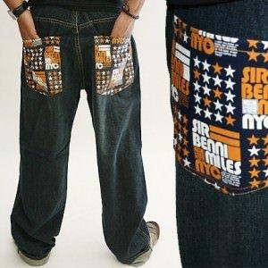 Sir Benni Miles Jeans