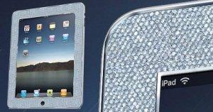 Luxus iPad © Mervis Diamond - Diamond iPad: Die Luxusversion des Apple Tablet-PCs