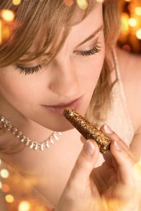 delafee chocolate close - DeLafée – Leckereien mit Gold und Silber veredelt