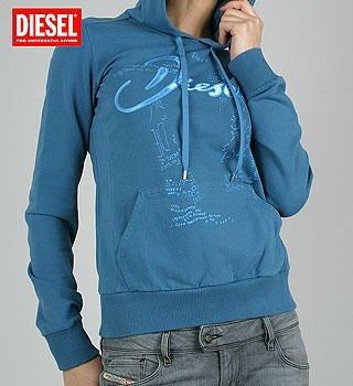 Hoody von Diesel