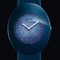 eSenza Blue Jubilé by swisstime1 - eSenza Blue Jubilé – Elegante Damenuhr