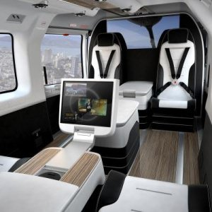 Eurocopter © Mercedes Benz - Mercedes-Benz Style – Zu Wasser, zu Land und in der Luft