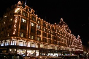 Harrods by flickr, sonewfangled