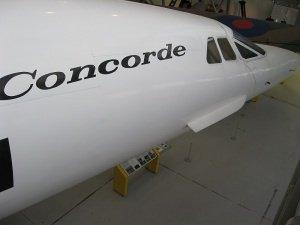 Concorde by picasa, lan