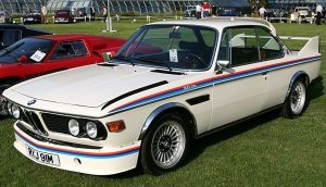 BMW 3.0 CSL by picasa, MONTRA