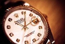 Rolex by flickr Fahmishah - Der Begriff des Luxus im Wandel