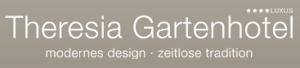 Theresia Gartenhotel Logo - Theresia Gartenhotel Öko-Hotel