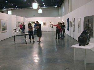 Art Fair Kunstaustellung by wiki Laurens - VIP Art Fair: Die erste Kunstmesse im Netz
